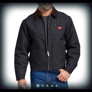 Dickies Men's Insulated Black Jacket 2X NWOT